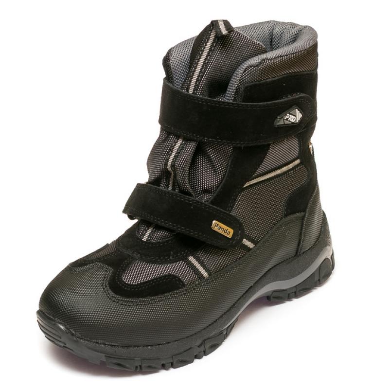 Мембранные зимние ботинки на мальчика фирмы Panda Orthopedic 4998-15 (31-36)