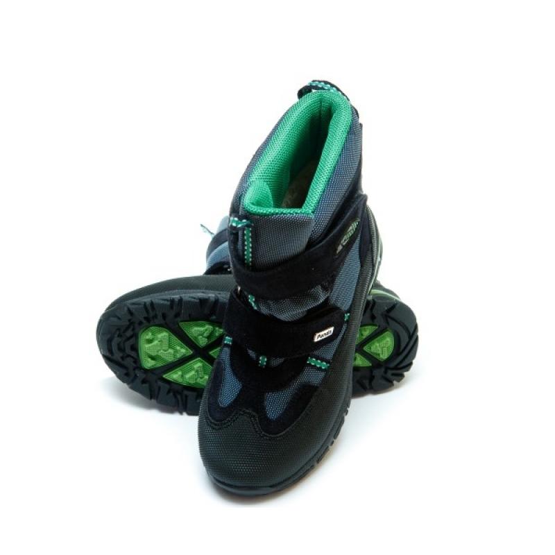 Мембранные зимние ботинки на мальчика фирмы Panda Orthopedic 5998-15 (26-30)