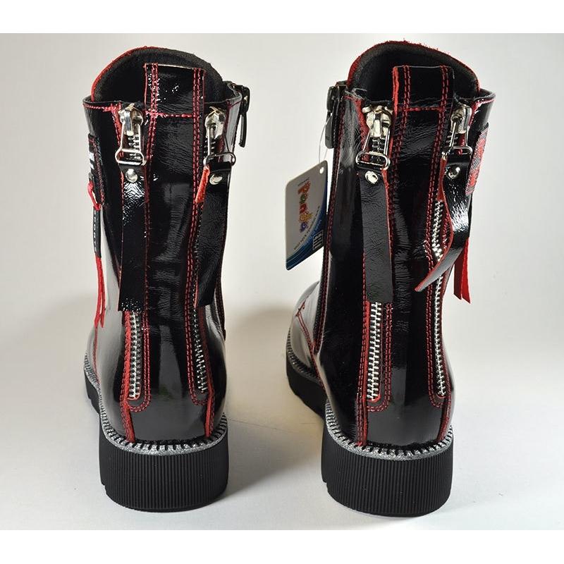 Демисезонные ботинки Panda Ortopedic 121-20 (31-36)
