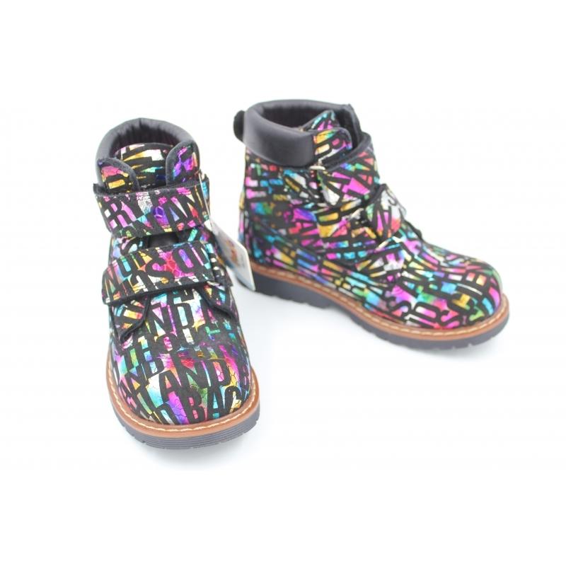 Ботинки  Panda Ortopedic 170-20 (26-30) цветные