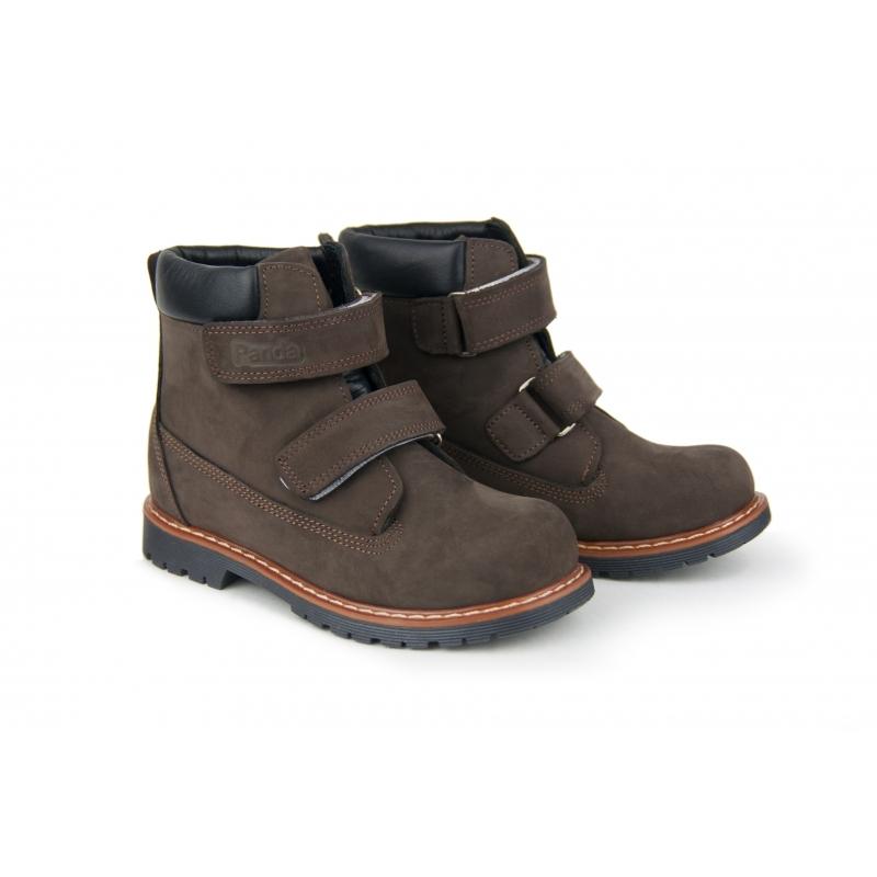 Ботинки  Panda Ortopedic 129-20 (31-36) Brown