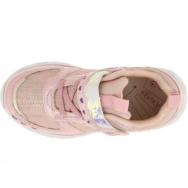 Кроссовки для девочек Kenka 8097 (28-33)Pink