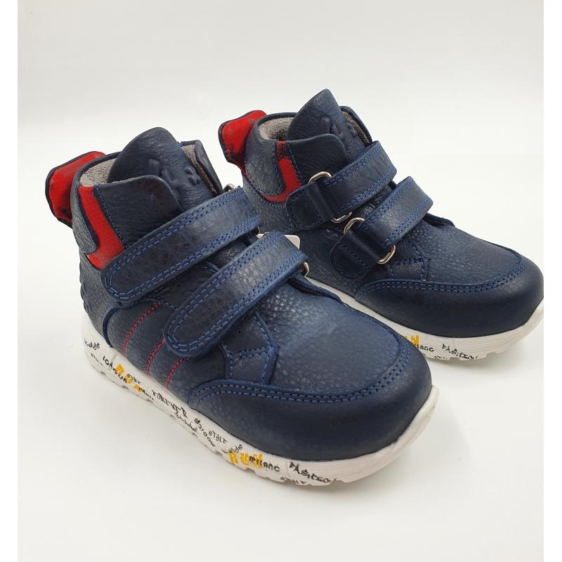 Ботинки Panda Ortopedic 135-20 (23-25) сине/красный