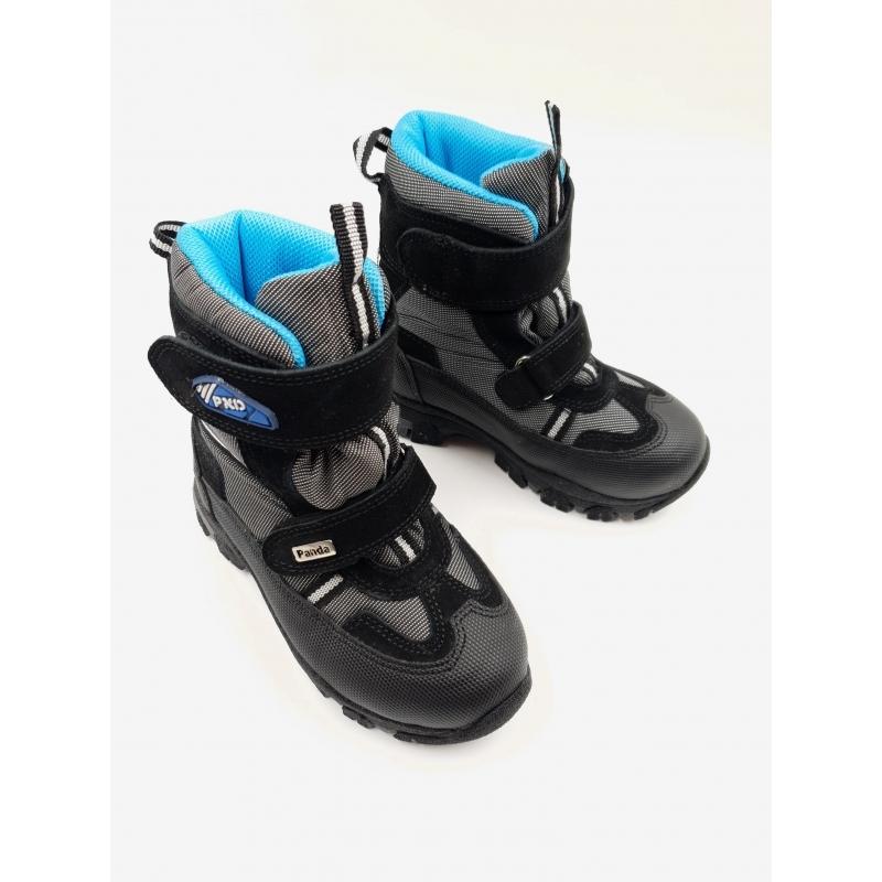 Мембранные зимние ботинки Panda Orthopedic 233-20(31-36) Голубой
