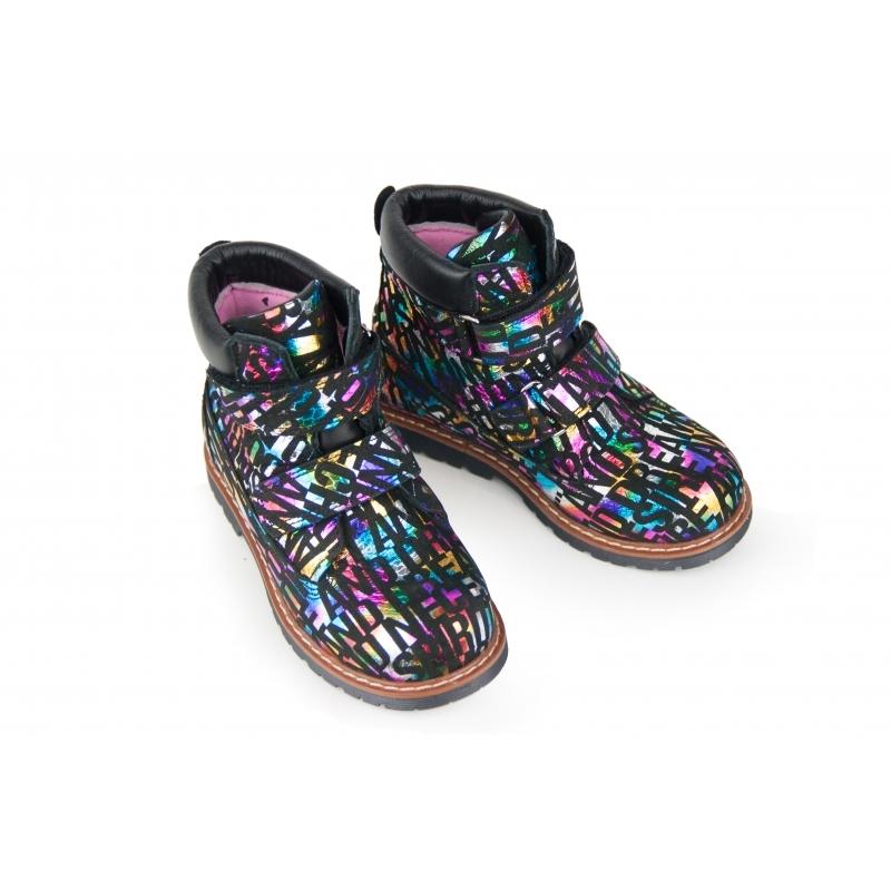 Ботинки Panda Ortopedic 171-20 (31-36) цветные