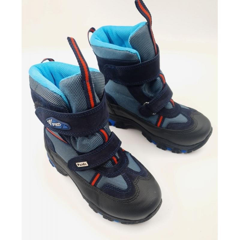 Мембранные зимние ботинки  Panda Orthopedic 236-20(26-30)